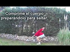 VERTICAL JUMP 140CM // SALTO VERTICAL 140CM - YouTube