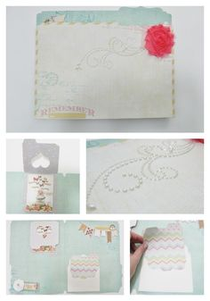 Memory File lo by Krysthle Designs