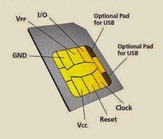 main components of SIM
