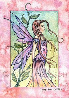 Fairy Art by Molly Harrison Star