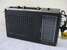 ナショナル ラジオ ワールドボーイ RF-850