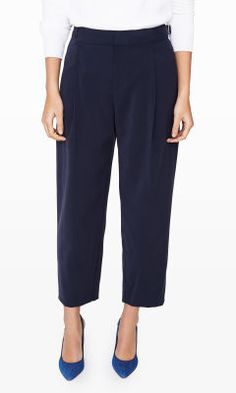 f095c0233 Erryn Crop Pant - Club Monaco Cropped - Club Monaco Dress Trousers