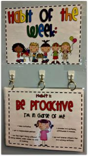 Good idea to use something like this as a visual for PBIS.