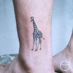 Tattoo Giraffe