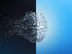Electric Art   Brain by Sharpe + Associates Inc., via Behance Brain Art, Art Google, Different Styles, Draw, Glass, Photography, Electric, Experiment, Poem