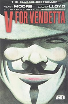 R$ 63,92 V for Vendetta Deluxe Collector Set [With Mask] - Livros em inglês na Amazon.com.br