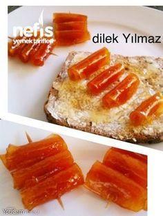 Portakal Kabuğu Reçeli ( Aromalı)