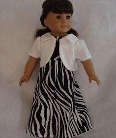 18 Inch Doll Cloths 18 Inch Doll Dress Doll von MyCupRunnethOver14