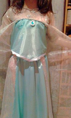 Costume Elsa