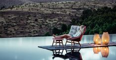 The official DEDON website: Handcrafted luxury outdoor furniture with over 20 years of DEDON experience. Outdoor Lounge, Outdoor Seating, Outdoor Chairs, Indoor Outdoor, Outdoor Living, Outdoor Decor, Garden Seating, Poolside Furniture, Modern Outdoor Furniture
