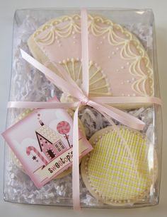 Featured on House & Home On Line Magazine ~ Decorative Cookies | @House & Home