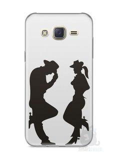 Capa Capinha Samsung J7 Cowboy e Cowgirl - SmartCases - Acessórios para celulares e tablets :)