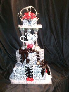 hillerie's wedding cake
