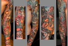 Are you looking for some tattoo inspiration? Here's some phenomenal Pokémon tattoos to get those creative juices flowing!