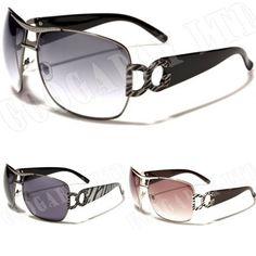 D.G Womens Ladies Designer Large Aviator Sunglasses DG 1061 new