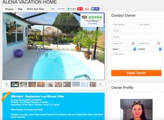 ALENA VACATION HOME  September last minute deal  from 09/08/2015 till 09/18/2015 Take advantage from low discounted price http://www.vacationhomerentals.com/Port-Richey/proID-195434/