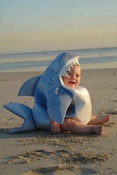 I bet you're all humming the theme to Jaws right now, aren't you!  :-)