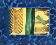 """Nick by Sir Howard Hodgkin  1977  Etching in an edition of 100  17.5"""" x 22"""""""