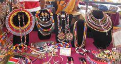 Maasai Traditional Market