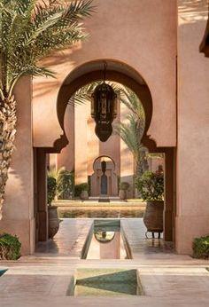 Amanjena, Marrakech, 2000 - Edward B. Tuttle