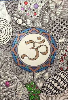 butterflies whisper to death Zen Doodle, Doodle Art, Goa, Yoga Kunst, Om Art, Om Sign, Wheel Of Life, Whatsapp Wallpaper, Buddha Zen