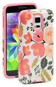 Sonix Rose Print Samsung Galaxy S® 5 Case available at #Nordstrom