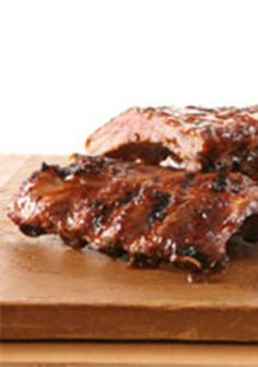 Saucy Foil-Pack Barbecue Ribs — A little sweet heat works its magic while these grill, producing flavorful ribs with a zing of citrus. Foil-pack makes them extra tender and juicy.