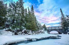 Cascade River State Park, MN