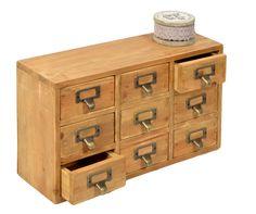 Fee Du Logis, Little Mercerie, Wooden Cabinets, Wood Furniture, Furniture Ideas, Happy Shopping, Filing Cabinet, Drawers, Vintage