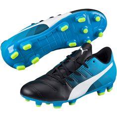online store 905c3 5c989 PUMA evoPOWER 4.3 FG Junior  PUMA  soccer  cleats  soccersportfit   soccersportfitness