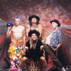 RHCP - Them Funky Monks