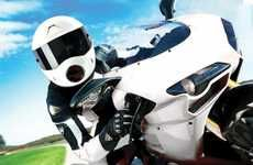 futuristic motorcycles - Futuristic motorcycles are growing in popularity, from robotic racing bikes to hi-tech borrowed bicycles. Whether you own a motorcycle or not, thes...