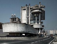 Casa dei lavoratori portuali - Aldo Loris Rossi