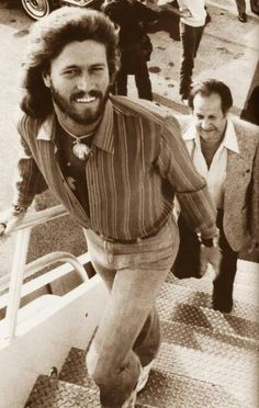 Can I fly with you Mr. Gibb?
