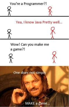 Are you a programmer...