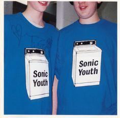 Sonic Youth - Washing Machine (Vinyl, LP, Album) at Discogs Kim Gordon, Cool Album Covers, Music Covers, Back To Black, Sonic Youth Albums, Youth Songs, Lp Album, Steve Hackett, Bands