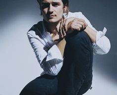 Orlando Bloom    Yes, even I like them stupid and pretty every now and then.
