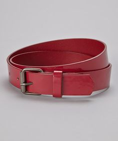 Take a look at this Magenta Belt by Delightfully Preppy Kids on #zulily today!