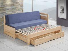 Move Ortho rozkládací postel - JMP Studio zdravého spaní