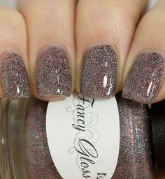 Fancy Gloss Moonlit Garden (GITD) Indie, Nail Polish, Fancy, Nails, Garden, Beauty, Finger Nails, Garten, Ongles