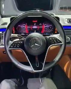 Best Car Interior, Car Interior Decor, Bens Car, Mercedes Benz, C 63 Amg, Lux Cars, Bugatti Cars, Car Gadgets, Fancy Cars