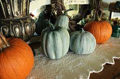 how to transform dollar store pumpkins , crafts, home decor, homesteading, how…