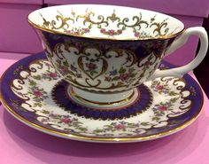 Victoria Tea Cup by BitchBuzz, via Flickr
