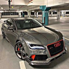 Chrome plated Audi 💥 Write your thoughts below in comment💭 Tag a friend who would like this Audi😎 . Audi Rs7, Audi Quattro, Audi Audi, Best Luxury Cars, Car Travel, Hot Cars, Dream Cars, Volkswagen, Porsche