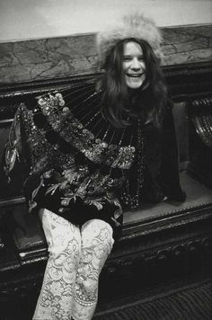 JANIS JOPLIN - BLUES/ROCK AND ROLL