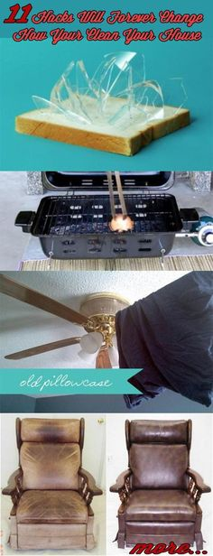 These 11 Hacks Will Forever Change How Your Clean Your House. They're Genius.: