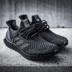 Adidas futurecraft all black by fe-lix (@aboyandhisdog_) on Instagram