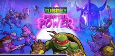 TMNT Portal Power v1.3.4 APK - Apk Download