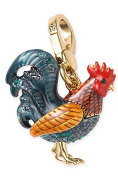 Juicy Couture Charm - Rooster 2010