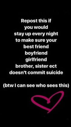 Emma, Bryson, and family. I don't know what I would do if something ever happened to y'all Teen Posts, Teenager Posts, Chain Messages, Never Be Alone, Stop Bullying, Sad Stories, Thing 1, Faith In Humanity, Deep